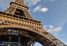 Ben Affleck and Jennifer Garner bezoeken Parijs